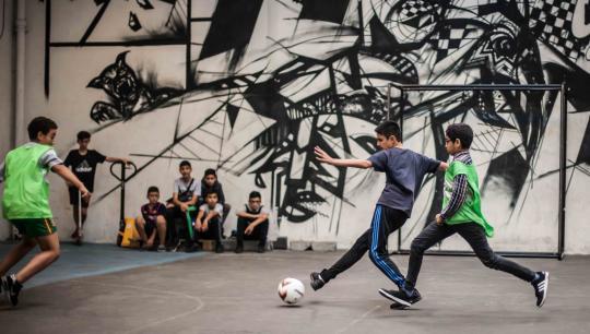 Fodbold Soccer idræt