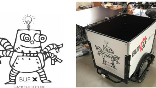 BUF X MOBIL – Mini MakerSpace på hjul billede