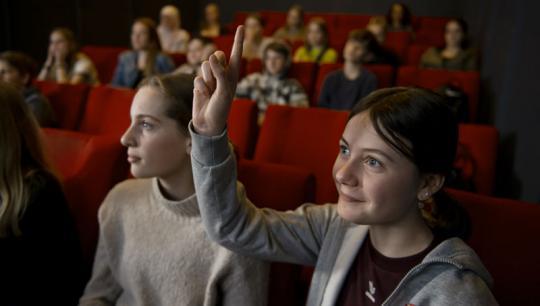 Elever i Bio Benjamin, FILM-X