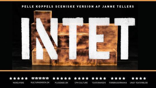 Intet - Teaterforestilling baseret på Janne Tellers roman