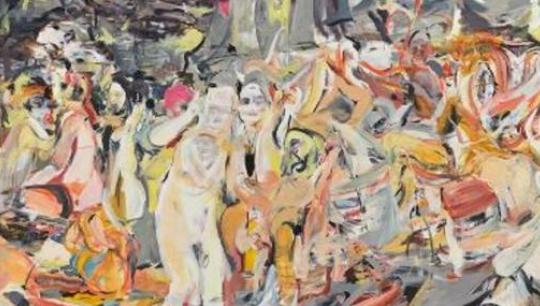 © Courtesy of the artist Cecily Brown