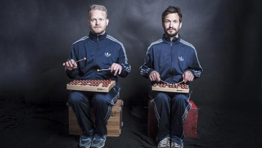 Funky Currywurst Brothers