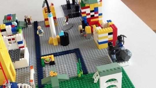Lego workshop 3. klasse