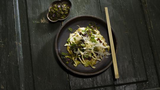 Okonomiyaki; skoleforløb; madlab; madkursus