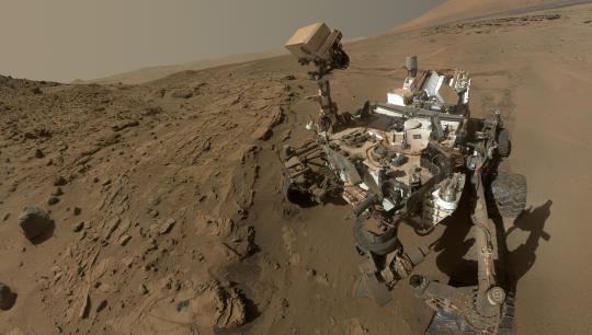 Mars og missioner. Curiosity og ExoMars