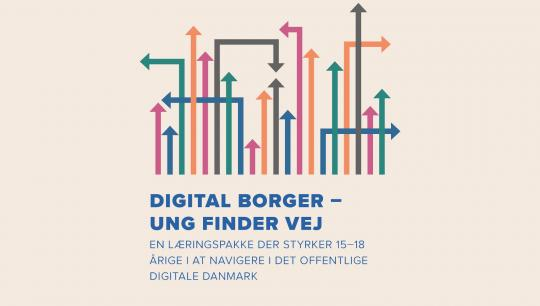 Digital Borger - ung finder vej